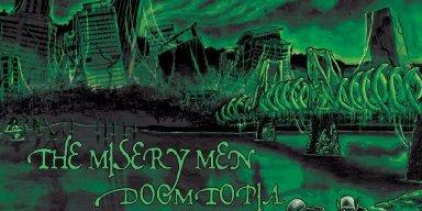 """Press Release - The Misery Men """"Doomtopia"""""""