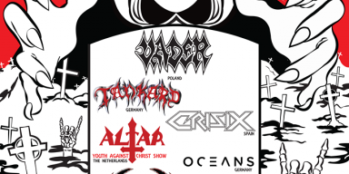 Metalworksfest XL - Pestilence out, Tankard and Insanity Alert in