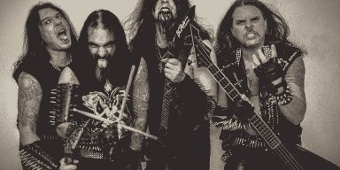"GRAVE DESECRATOR: Brazilian black/death act shares new video ""Temple Of Abominations"""