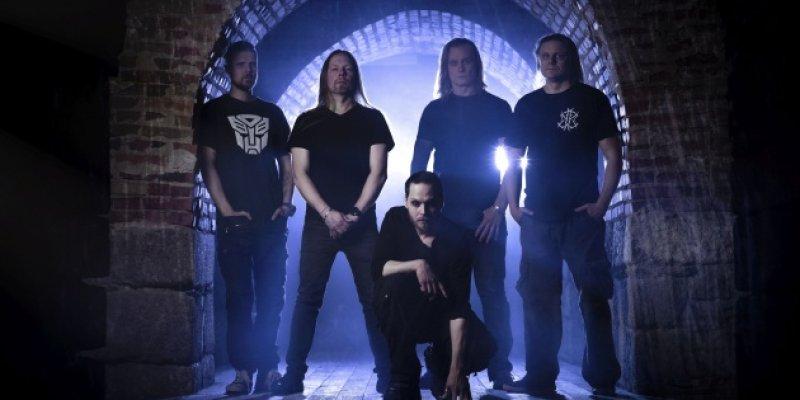 "Melancholic Doom heavyweights KAUNIS KUOLEMATON share brand new music video for ""Kylmä Maa""!"