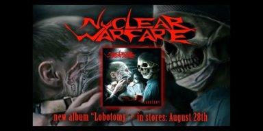 "NUCLEAR WARFARE release video for ""Death By Zuccini"""