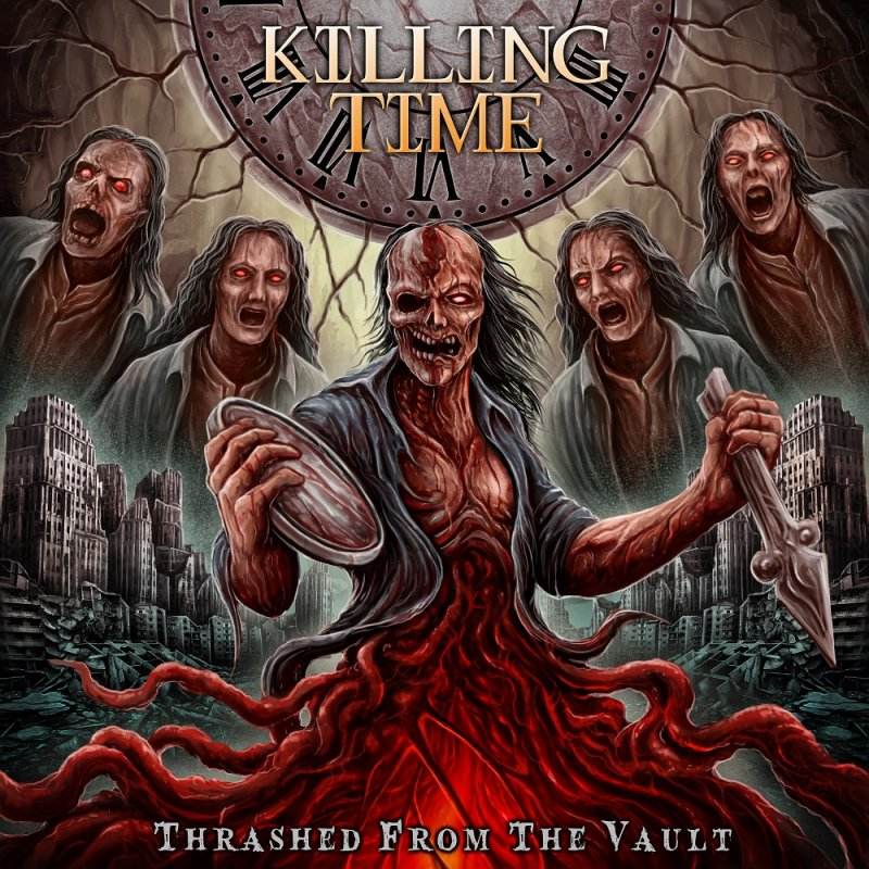 New Promo: Killing Time - Thrashed From The Vault - Compilation - (Thrash Metal)