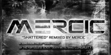 MERCIC lança novo remix industrial de banda de Black/Death Metal!