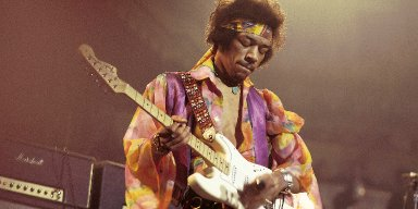 David LaDuke Celebrates Jimi Hendrix