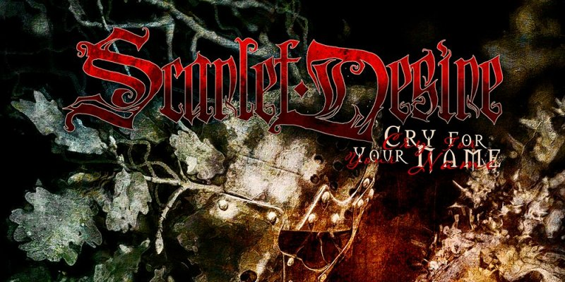 "Scarlet Desire - ""Cry For Your Name"" Promo materials"