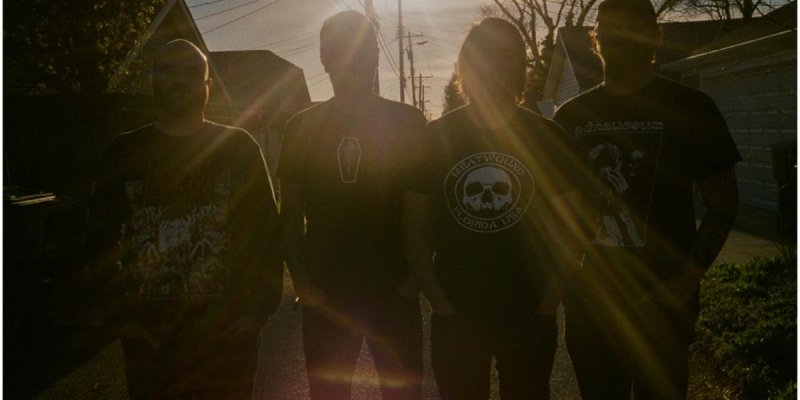 """HORSEWHIP: No Echo Premieres """"Lowlands"""" As Laid To Waste LP By Florida Hardcore/Crust Outfit Nears Release Via Roman Numeral Records And Financial Ruin Next Week"""