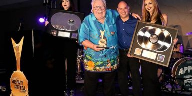 METAL HALL OF FAME REACTS TO OZZY DRUMMER / INDUCTEE LEE KERSLAKE'S DEATH