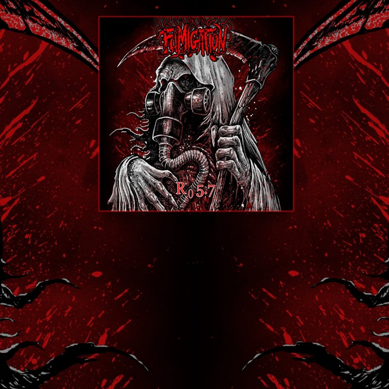 """Fumigation - New E.P. """"R0 5.7"""" - Reviewed By Full Metal Mayhem"""