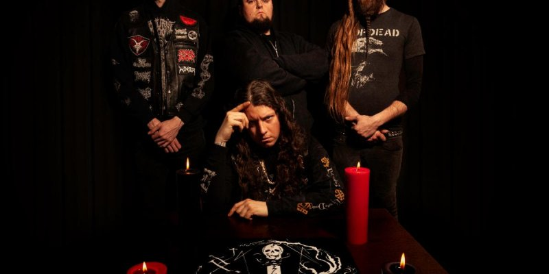FUNERAL LEECH: Death Meditation Full-Length From New York City Death/Doom Practitioners Sees Limited CD Release Via Carbonized And Dawnbreed Records