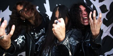 "INFESTICIDE stream new BLOOD HARVEST album at ""Decibel"" magazine's website"