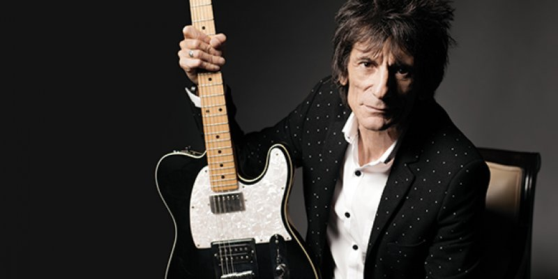 Ronnie Wood Speaks About His Lung Cancer Battle
