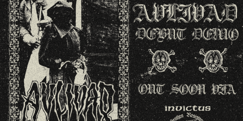AVLIVAD set release date for INVICTUS debut demo, reveal first track - features ENSNARED member