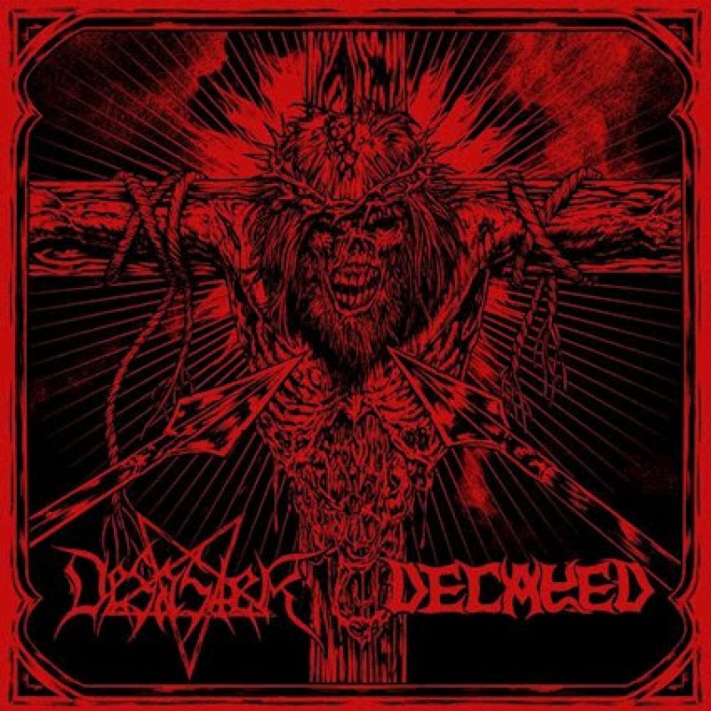 DESASTER / DECAYED: new promo materials from HELLDPROD