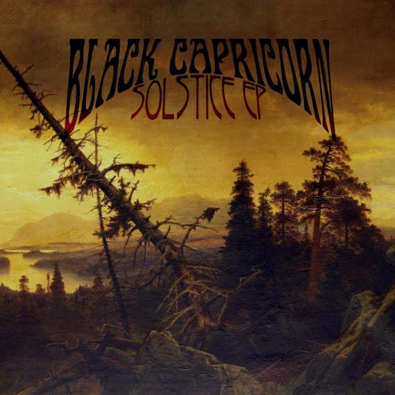 """BLACK CAPRICORN announce new release details of """"Solstice"""" EP"""