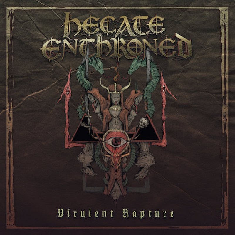 """HECATE ENTHRONED UNVEILS MUSIC VIDEO FOR """"PLAGUED BY BLACK DEATH"""""""