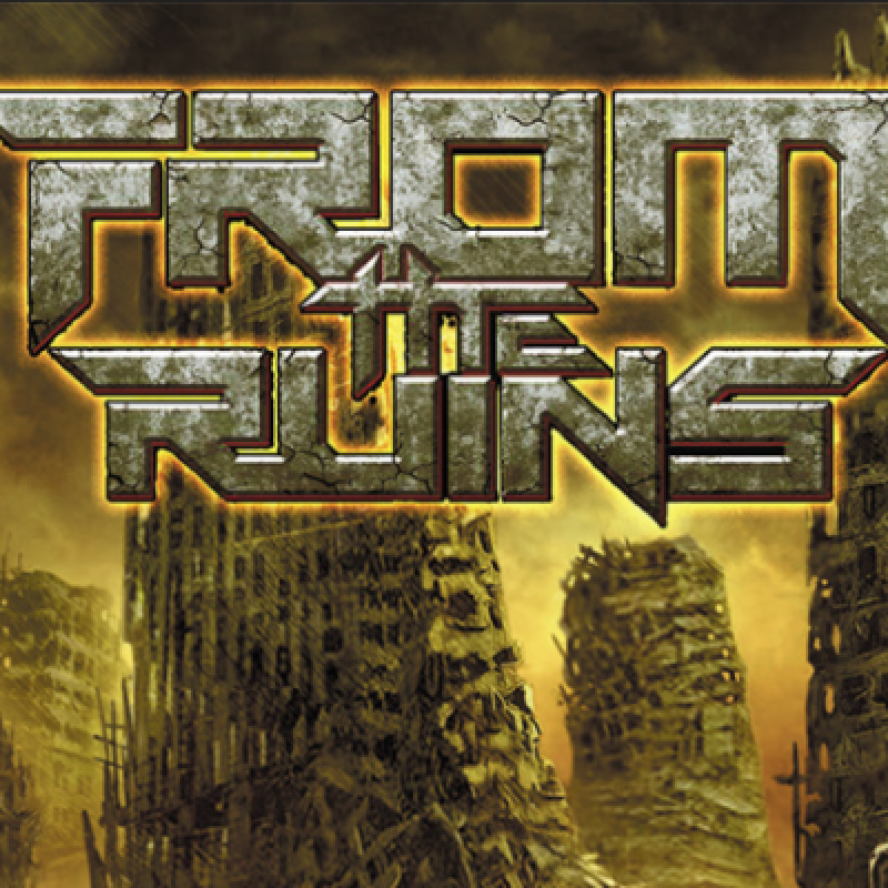 From The Runs 'Into Chaos' E.P. Reviewed By Metal Gods TV!