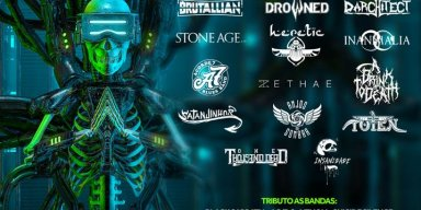 First edition of Roadie Metal Festival Online  will be held on October 3rd with 14 bands