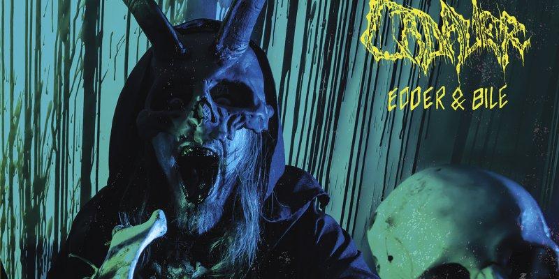 CADAVER | New Single 'Morgue Ritual' Available