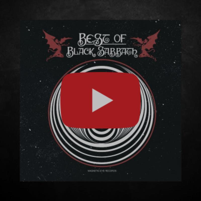 """Best of Black Sabbath"" – SUMMONER premiere 'A National Acrobat'"
