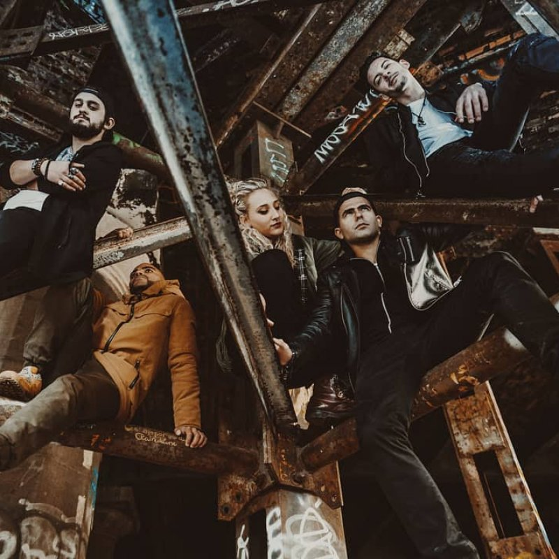 French metalcore/rock newcomers DIZORDER shared debut EP 'Moon Phases' for FREE DOWNLOAD // New album coming out this fall