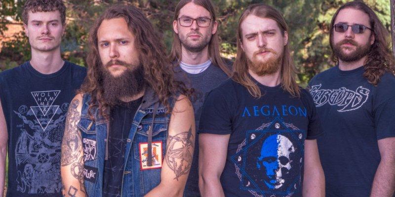 AMIENSUS: Treble Streams Abreaction Full-Length From Progressive Black Metal Collective; LP Nears Release Via Transcending Records
