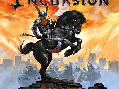 """New Music: Incursion - """"The Hunter"""" No Remorse Records   Release: 11/12/2020"""