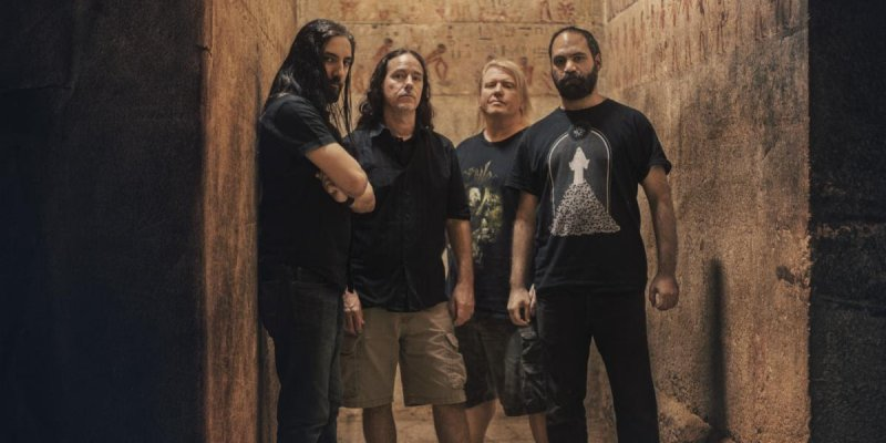 NADER SADEK To Release The Serapeum EP/Single Featuring Members Of Nile, Serpents Rise, Perversion, And More; Trailer Posted + Preorders Available