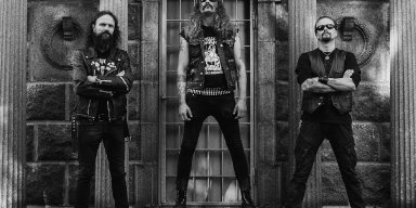 GRAVFRAKTAL set release date for IRON BONEHEAD debut EP, reveal first track - features members of SACRAMENTUM, PAGAN RITES, BESTIAL MOCKERY+++