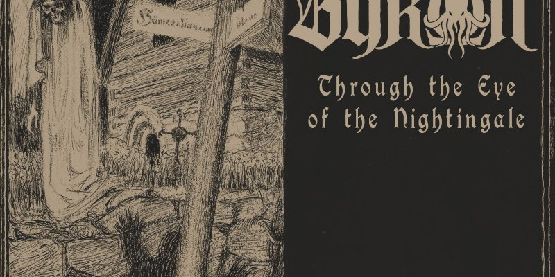 """Byron - """"Through the Eye of the Nightingale"""" Self-released   Release: 01/10/2020"""