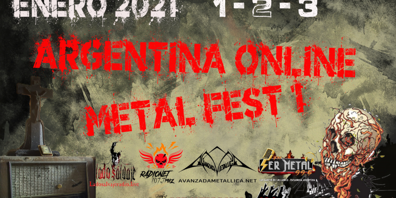 Metalargentum Streamin Fest Wants Your Band To Stream At The Next Event!