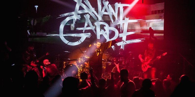 AvantGarde - ..Are You Still Alive? - Streaming On Nightmares With Malice Cooper!