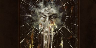 """Staring Through the Veil 12""""LP/CD/TAPE by CRYPTIC FOG"""