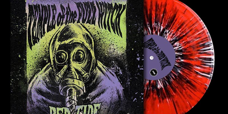 New Music: Temple Of The Fuzz Witch Red Tide Interstellar Smoke Records Release: 16 October 2020