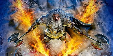 Vhaldemar - Hell Is On Fire - Streaming At Mayhem Radio!