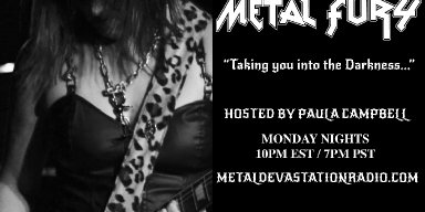Metal Fury Show - July Free for All!