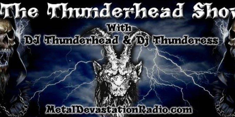 The Thunderhead show today at 2pm est