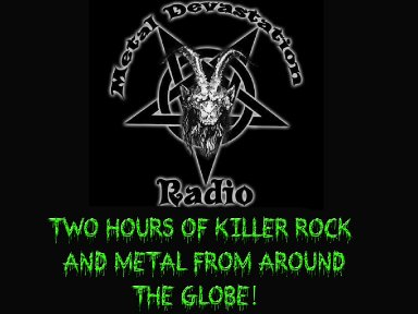 2 Hours of Classics and then some - with Demonize Debz on MDR 8-10 UK /3-5EST