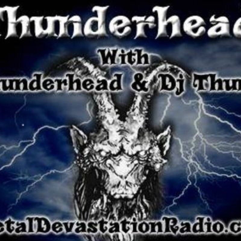 Thunderhead two for tuesday Thrash show today 2pm est