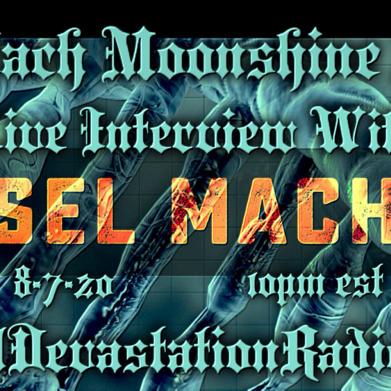 Diesel Machine - Live Interview - The Zach Moonshine Show