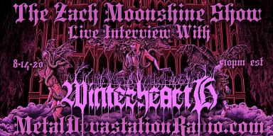 WinterheartH - Live Interview - The Zach Moonshine Show