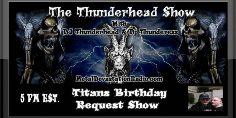 Thunderhead Friday night house party featuring Titans Birthday Bash