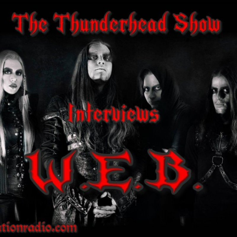 Exclusive Interview With The Band W.E.B Tuesday 4 pm est