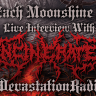 Incinerate - Live Interview - The Zach Moonshine Show