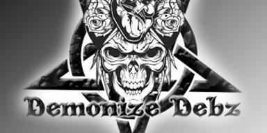 Demonize Debz on Metal Devastation Radio.com 8-10UK/3-5EST