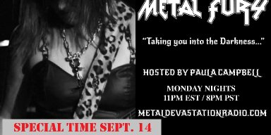 Metal Fury Show - Black Metal Harvest