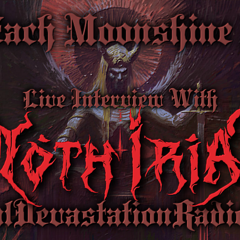Yoth Iria - Live Interview - The Zach Moonshine Show