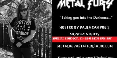 Metal Fury Show - Black Metal Autumn!