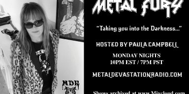 Metal Fury Show - More New Black Metal Releases!