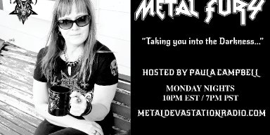 Metal Fury Show - Election October/ November New Release Special