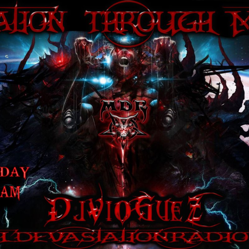 Salvation Through Metal Show